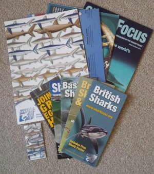 Shark Trust Membership Pack
