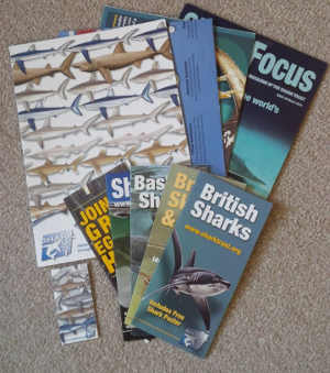 Shark Trust Membership Pack